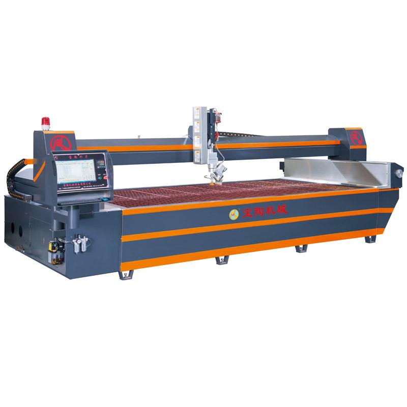4020型AC五軸水刀切割機