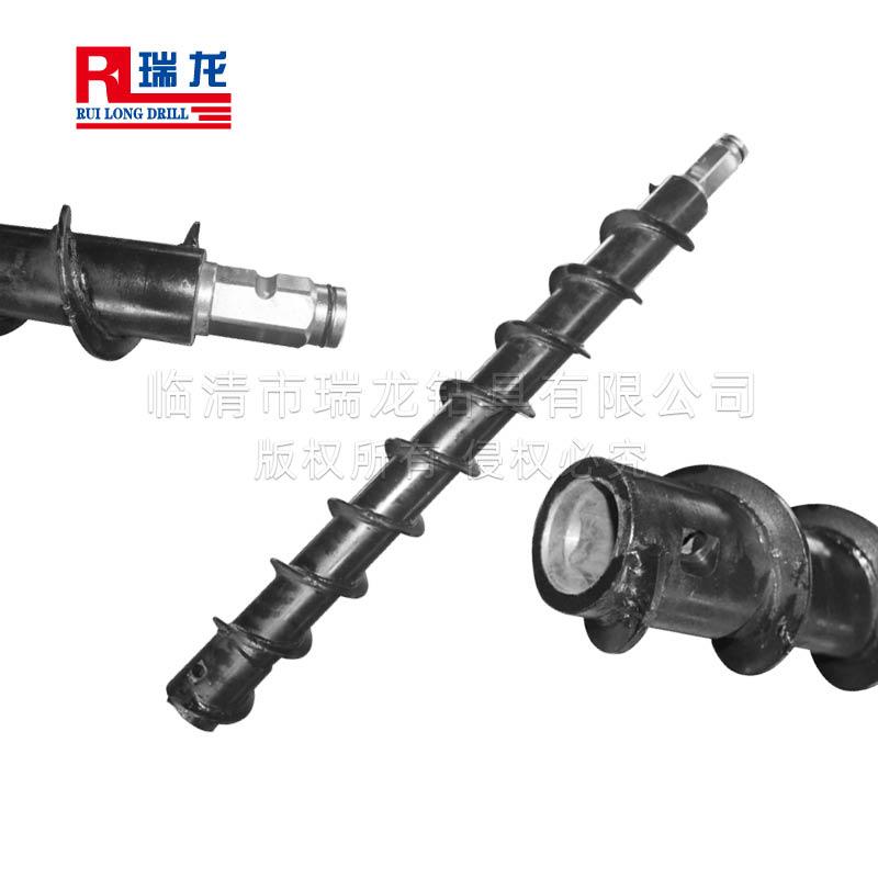 Φ100-0.5地质螺旋钻杆 加强型钻杆——瑞龙钻具