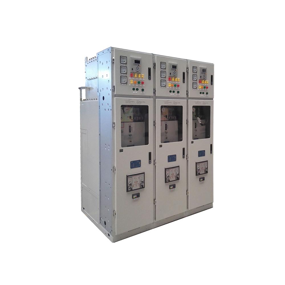 XGN75-12 氣體絕緣金屬封閉開關設備