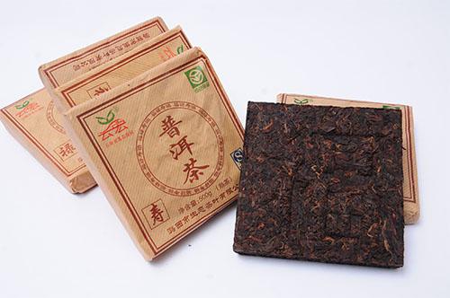 云宏福禄寿喜砖茶