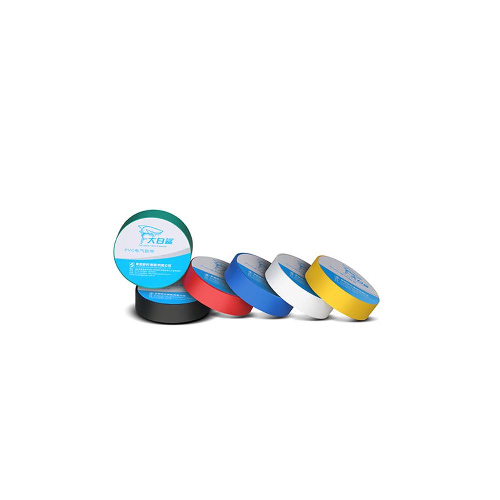 大白鯊PVC電氣膠帶