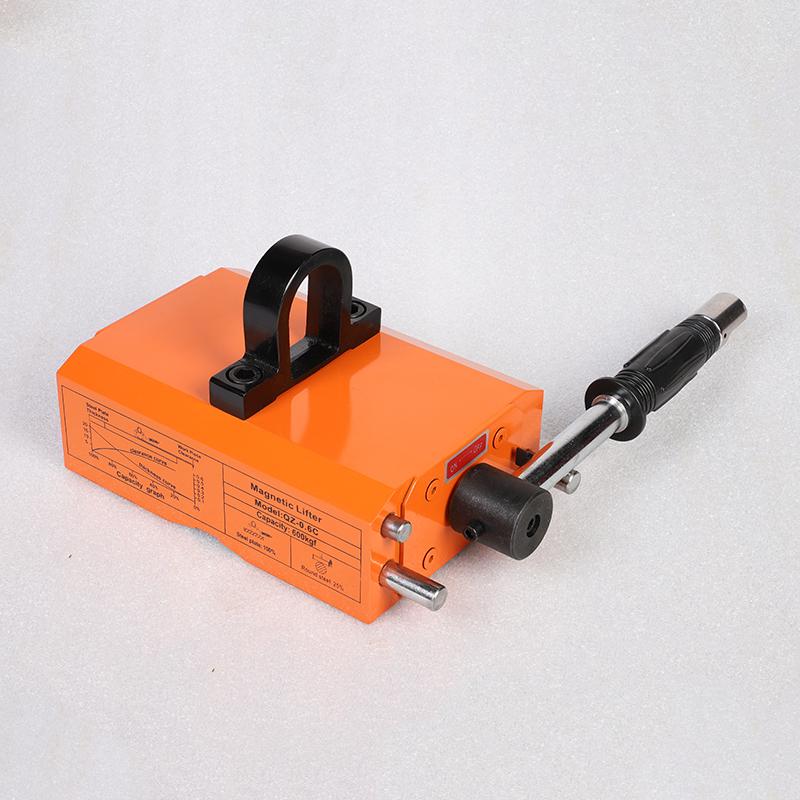QZ-0.6C手動永磁吊裝器