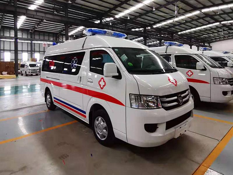 G7负压监护型救护车