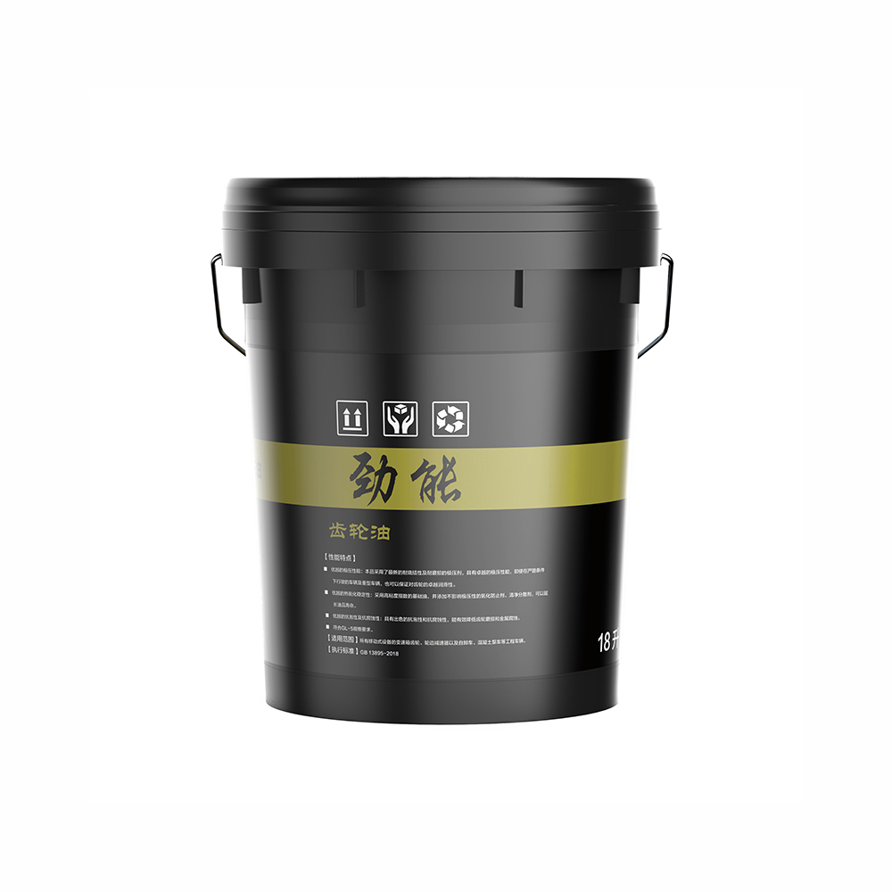 工程機械 勁能  齒輪油(4L/18L)