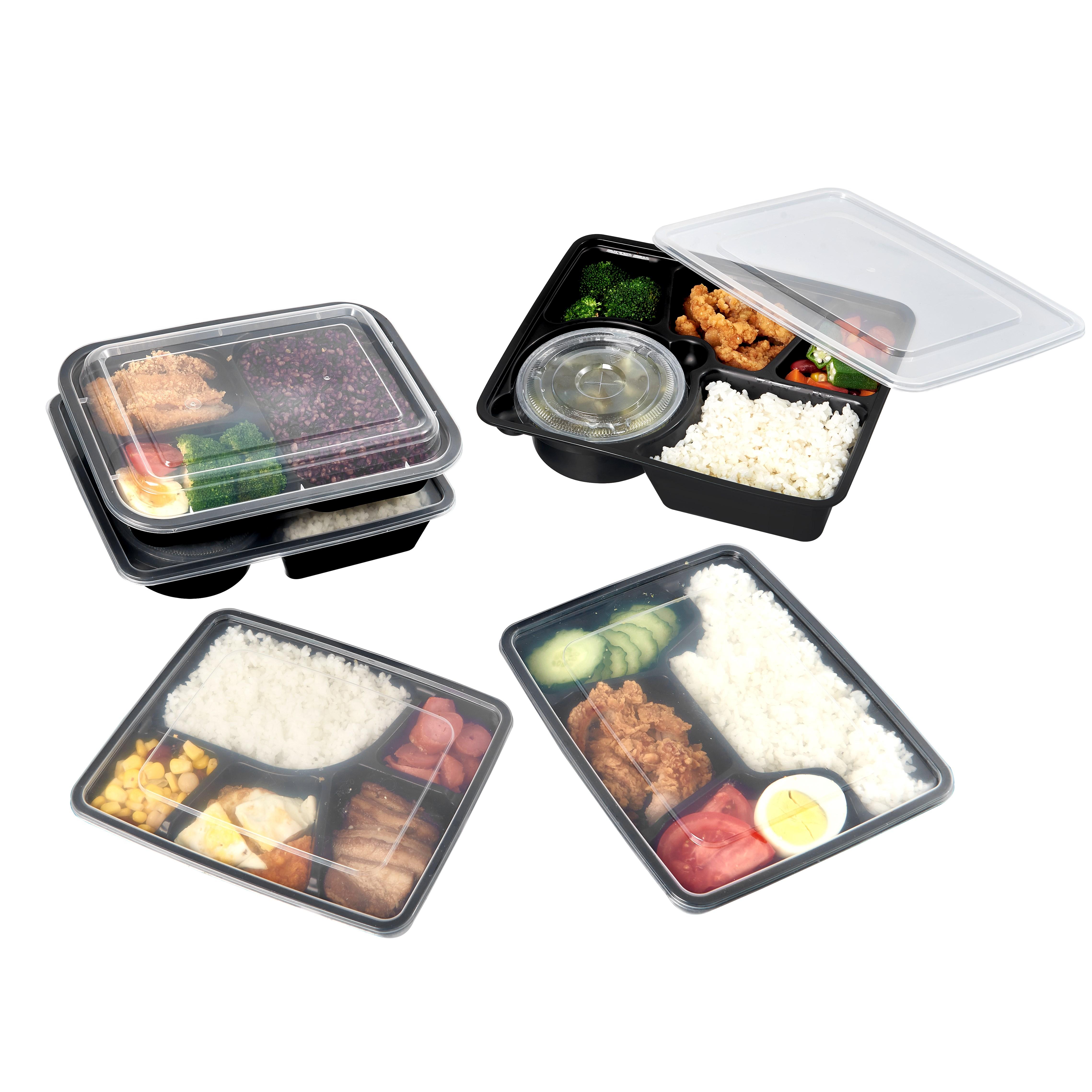 (3-4-5)格餐盒