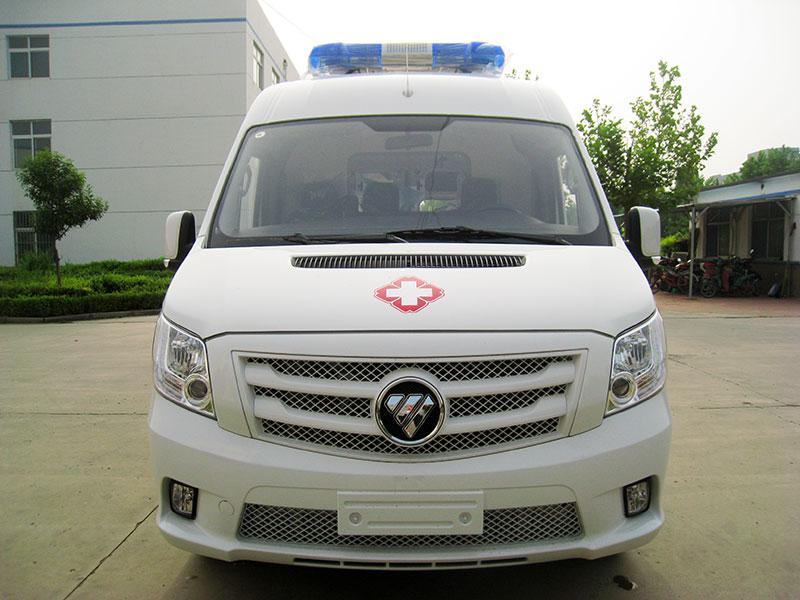 图雅诺转运救护车