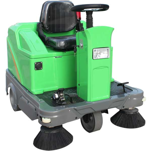 CZ1200駕駛式掃地車