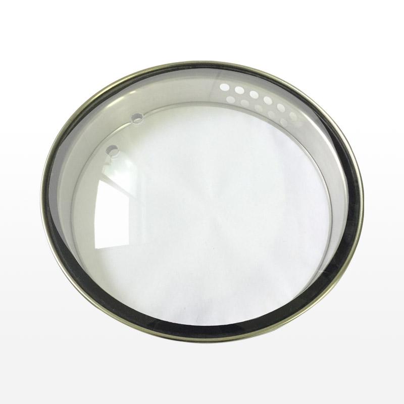C型平拱玻璃盖