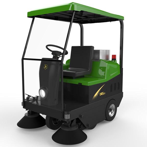 CZ1400中型駕駛掃地車