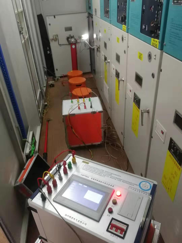 晉江施工現場  電纜搶修
