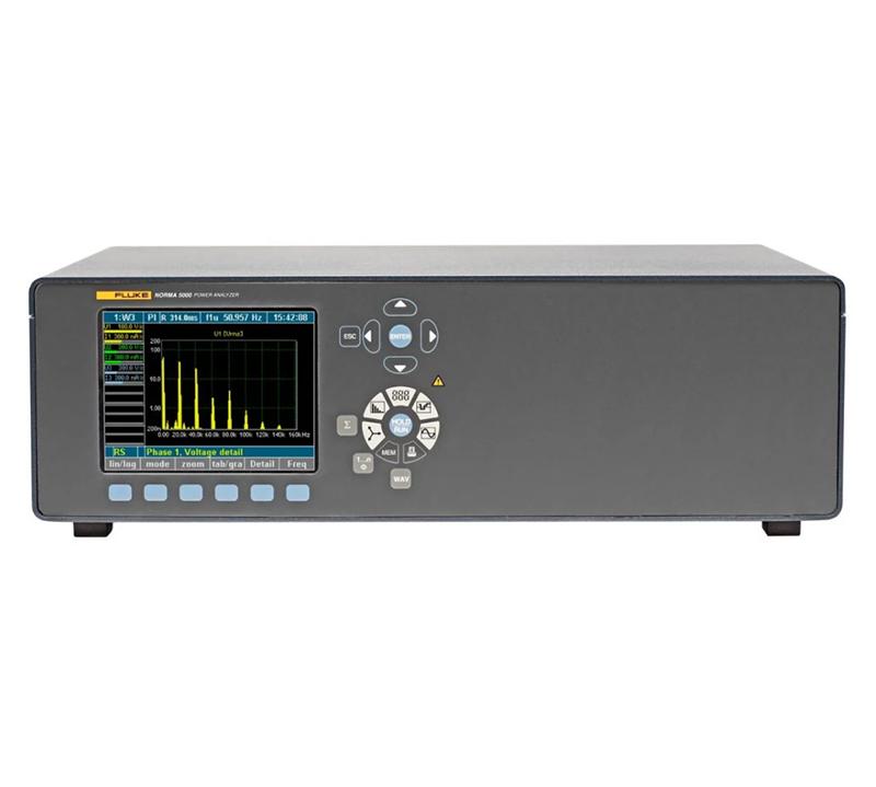 Fluke NORMA 5000 高精度功率分析儀