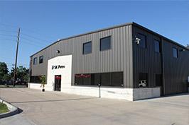 2013年神开股份于公司(SK PETRO)在休斯敦举行开业典礼