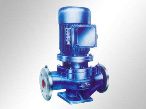立式管道泵ISG