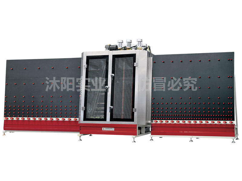 GPL-HX2500/2000立式玻璃清洗機