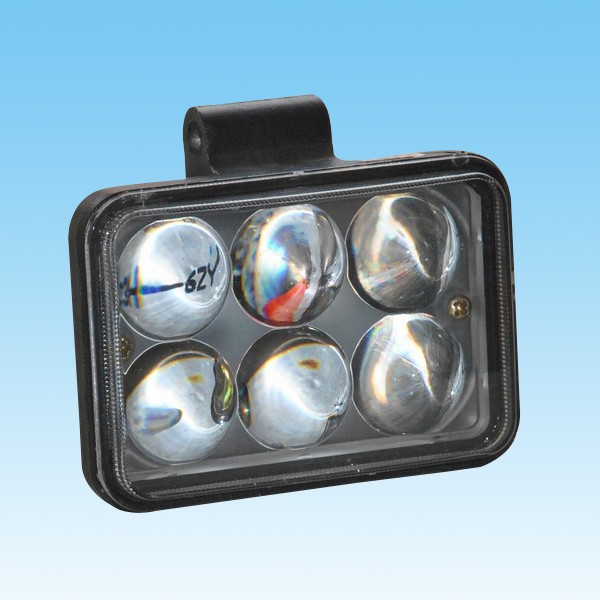 LED六珠防眩目方燈