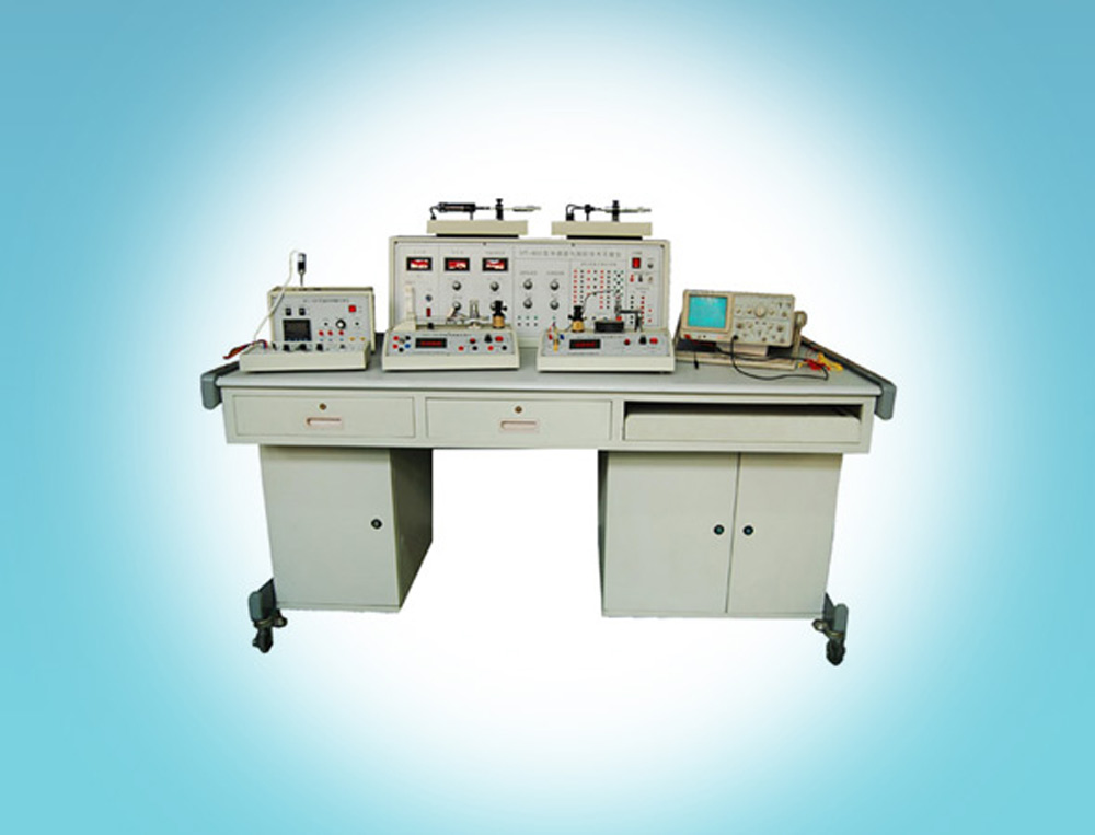 SET-9000型传感器与测控技术综合试验台