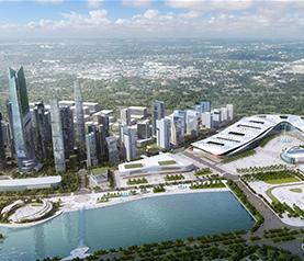中國西部國際博覽城項目
