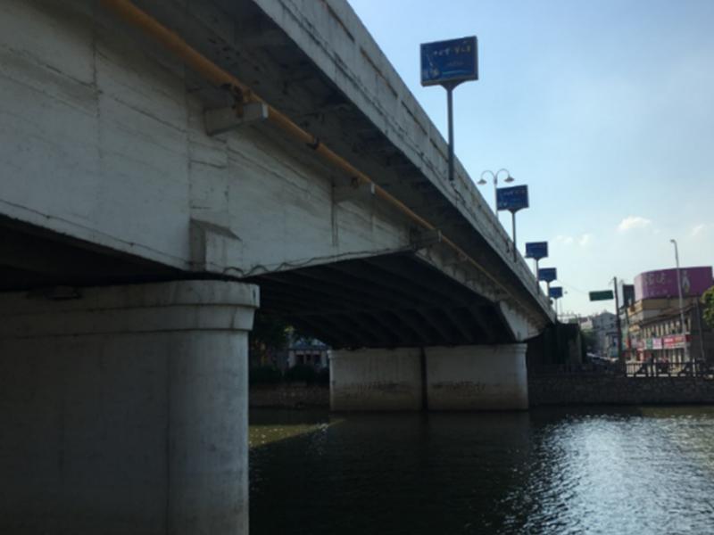 金沙大橋動靜態檢測