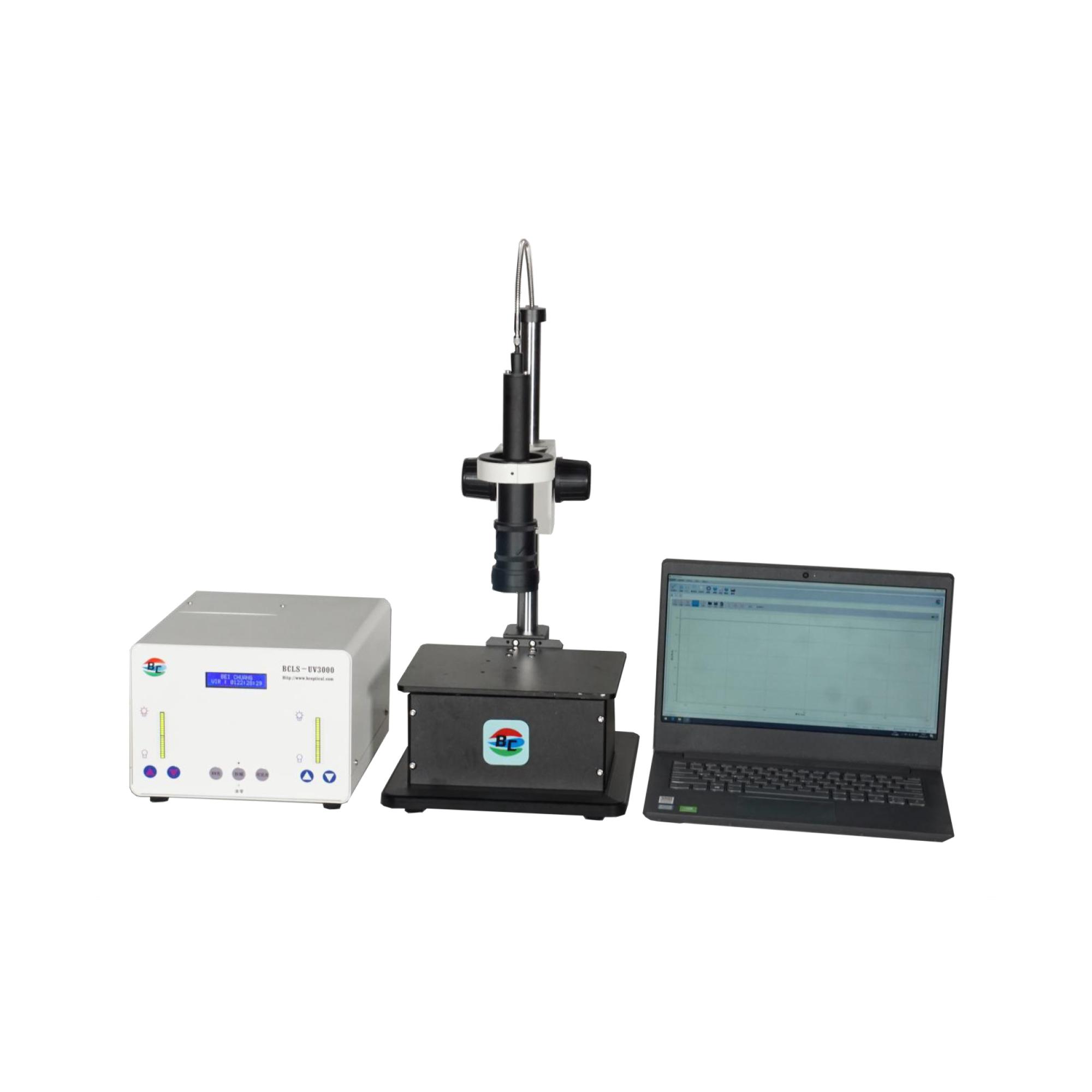 BCSP-TP透過率光譜分析儀