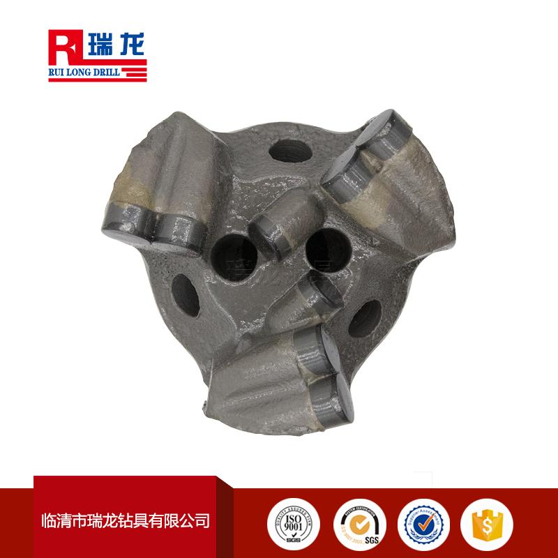 Φ75平顶烧结体 金刚石复合片钻头 瑞龙钻具