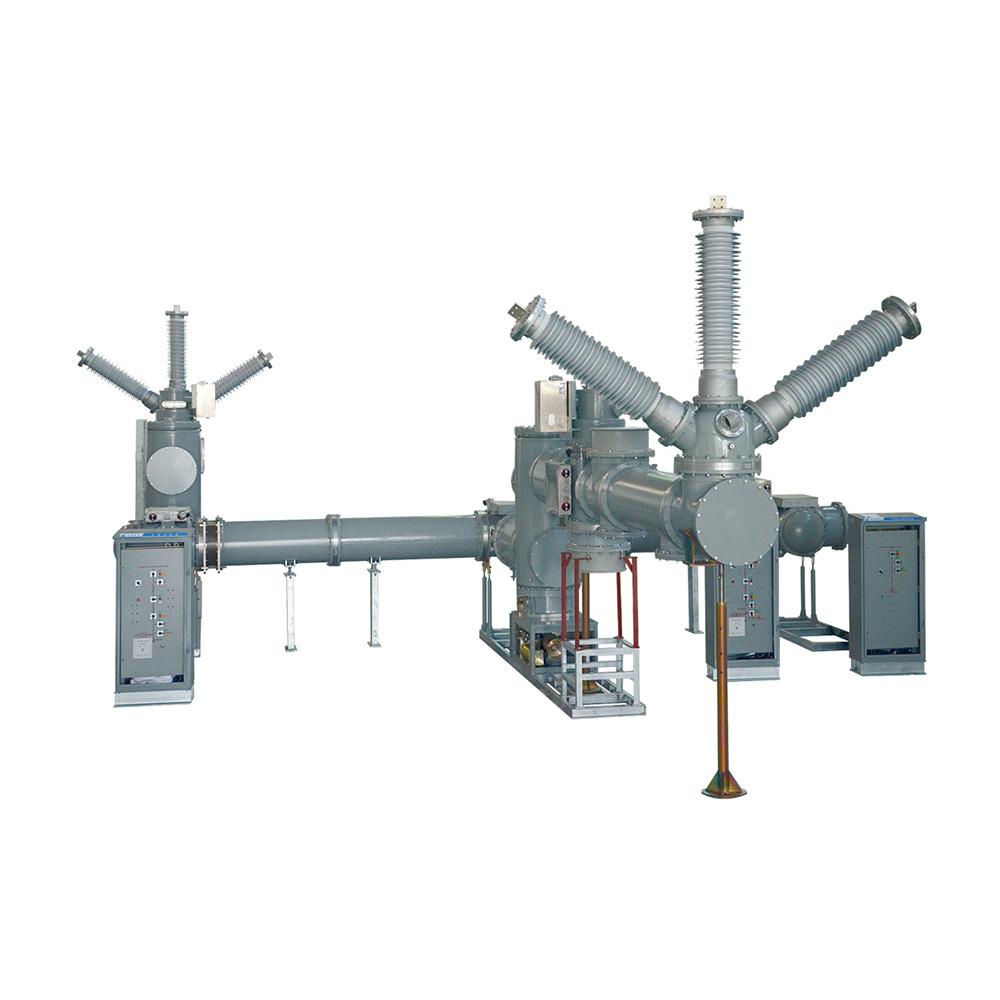 ZF41B-126/T2500-40氣體絕緣金屬封閉開關設備