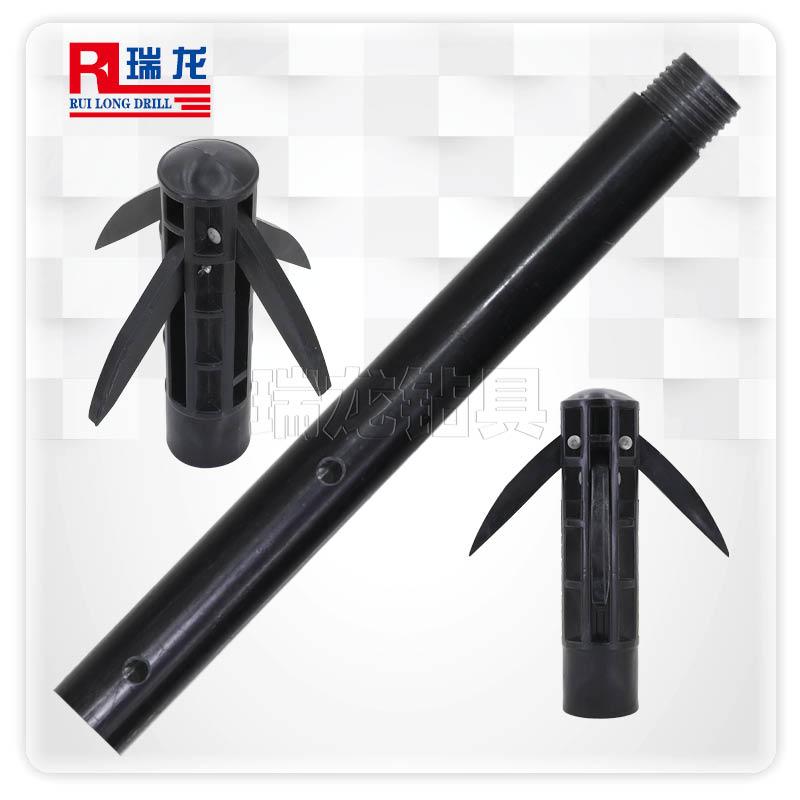 矿用瓦斯抽放管 悬挂装置顶锚 瓦斯抽放管筛管