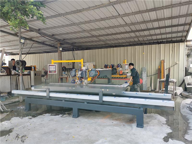 如何降低數控瓷磚切割機的損耗率 提高使用率