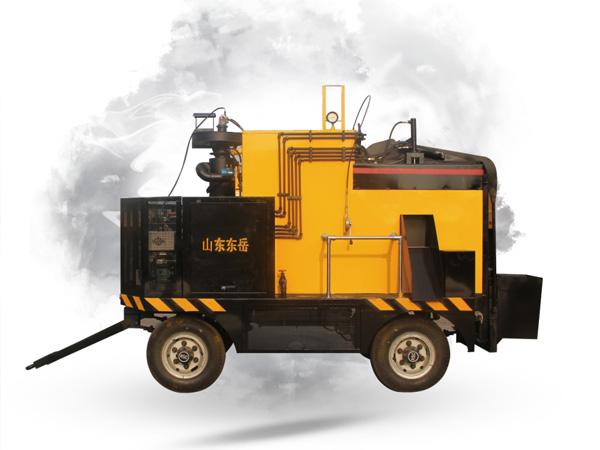 SDZ-8000D 瀝青路面熱再生修補車