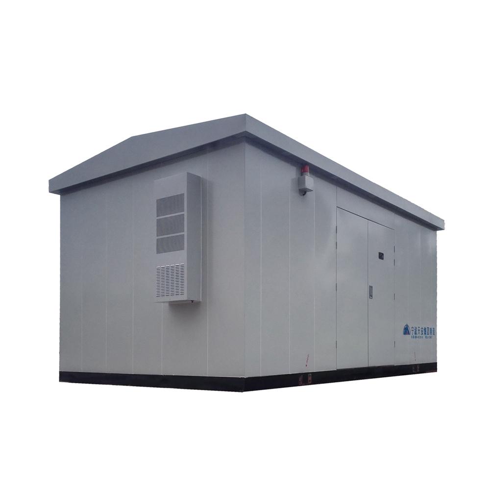 YBT13-40.5風電光伏專用歐式箱變