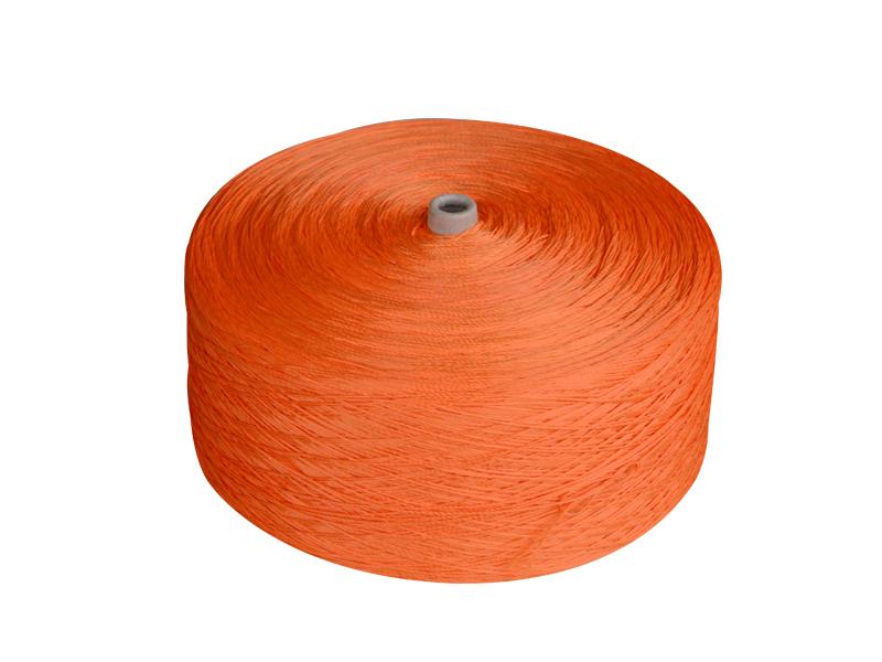 桔紅色高強丙綸線