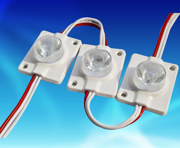 MDW191B,4336單燈大功率3535-LG注塑防水側打光燈箱專用防水模組DC12V