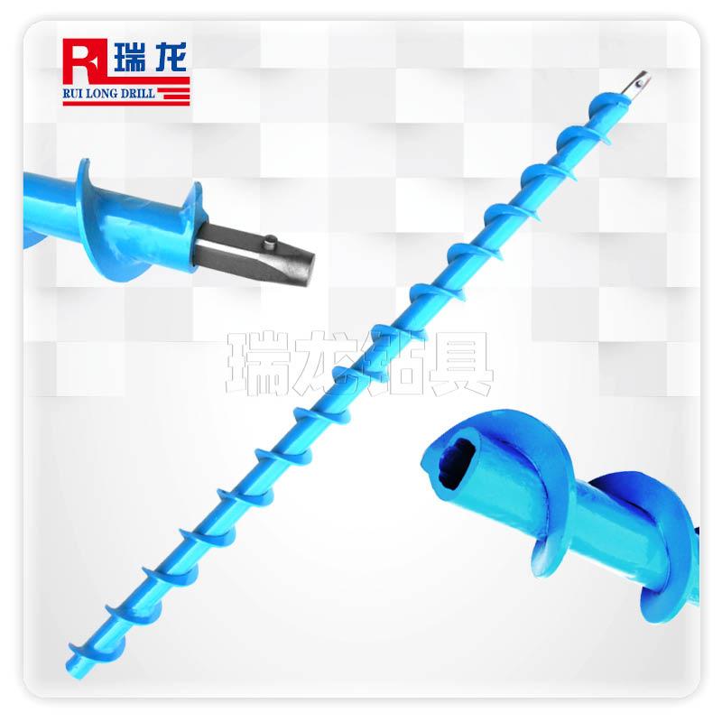 72-32-F18通水地质螺旋钻杆——瑞龙钻具