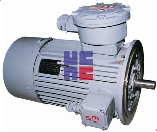 YBS系列输送机用隔爆型三相异步电动机