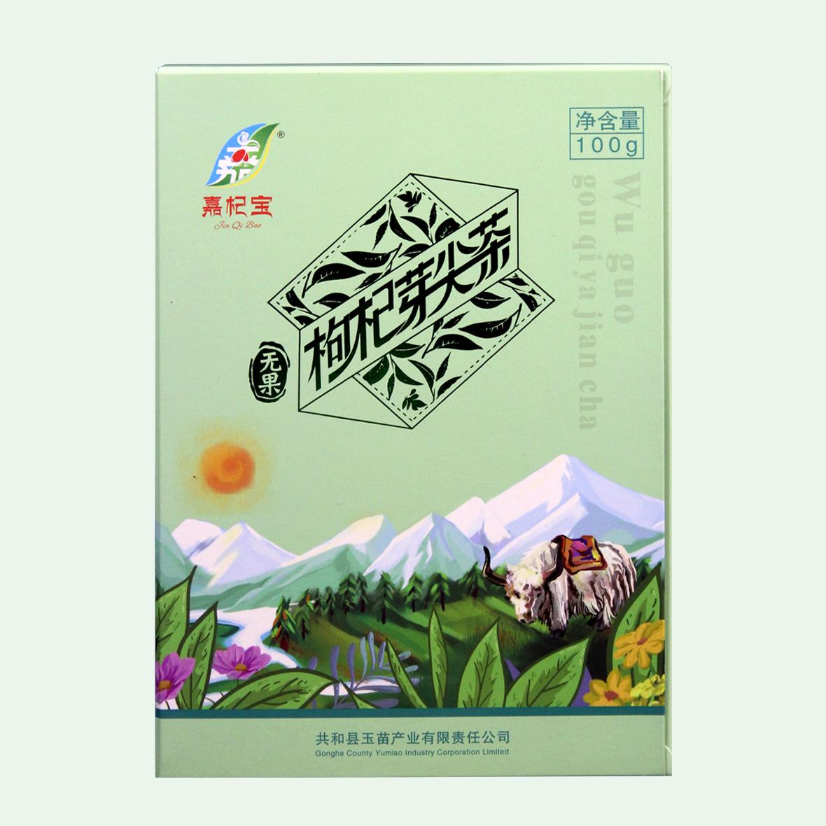 枸杞芽尖茶(100g)