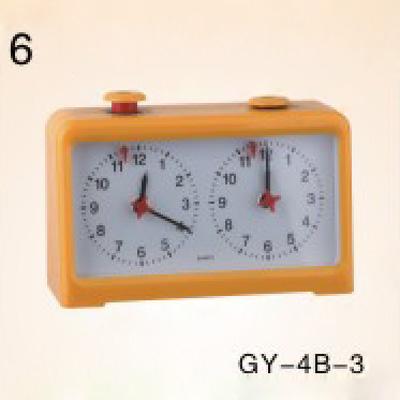 GY-4B-3石英式棋類比賽鐘