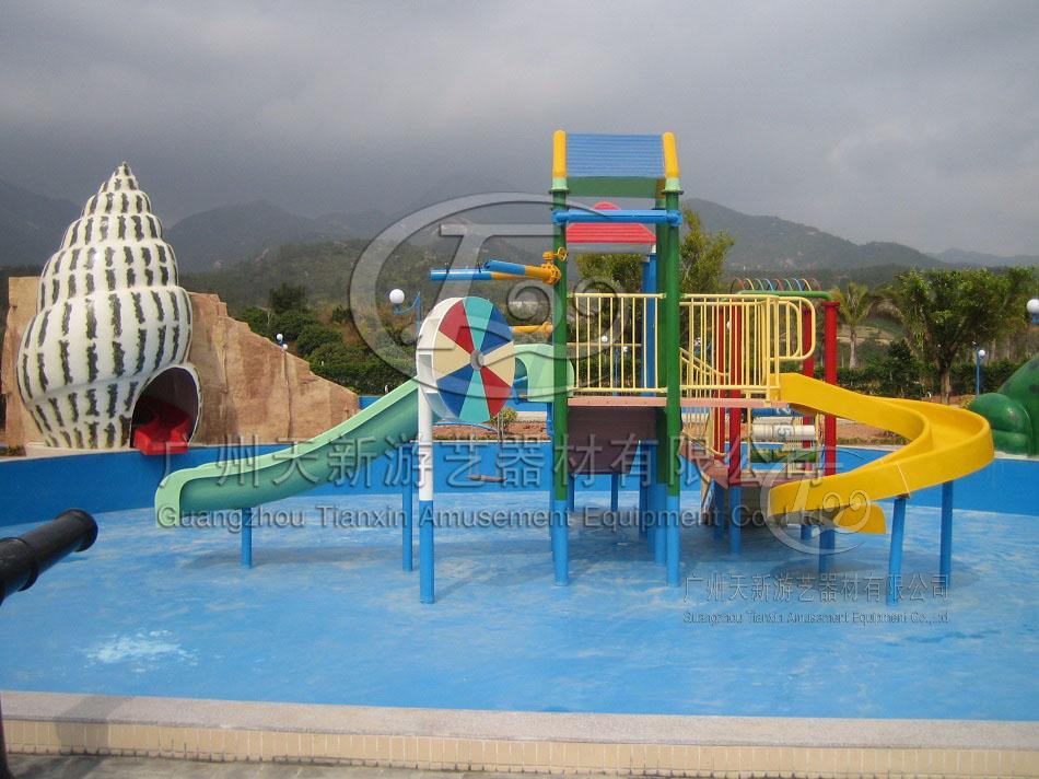 水上樂園滑梯游樂設備的特點是什么