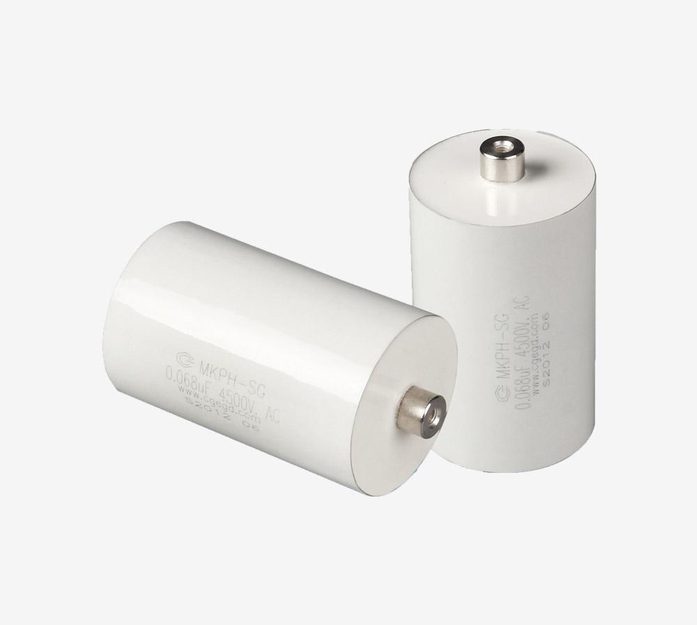 高壓脈沖吸收電容器