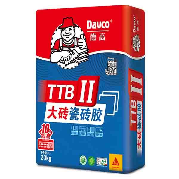 德高TTB II 大磚瓷磚膠