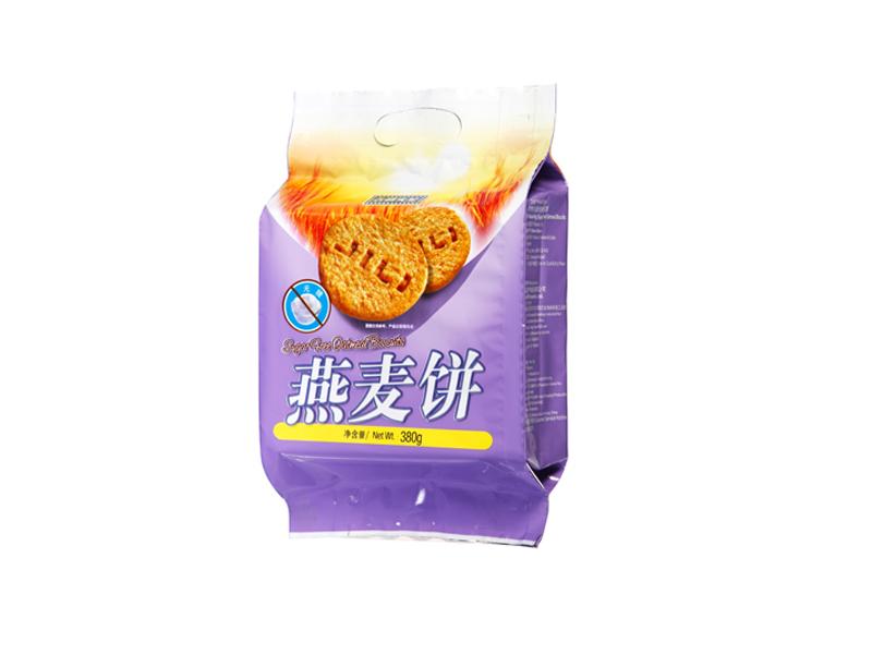 吉利火星无添糖燕麦饼380g