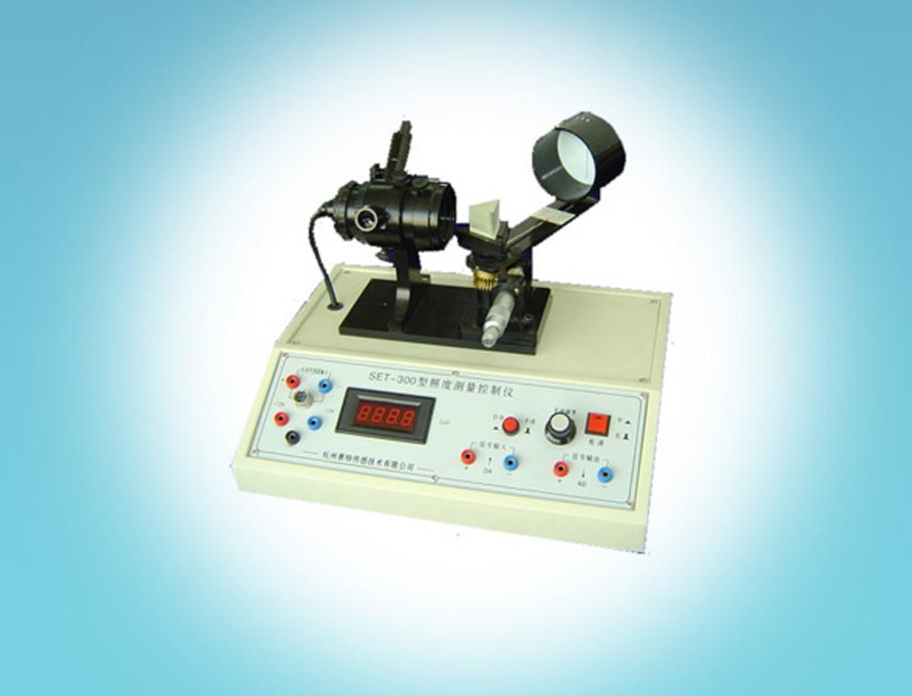 亮度测量与控制系统