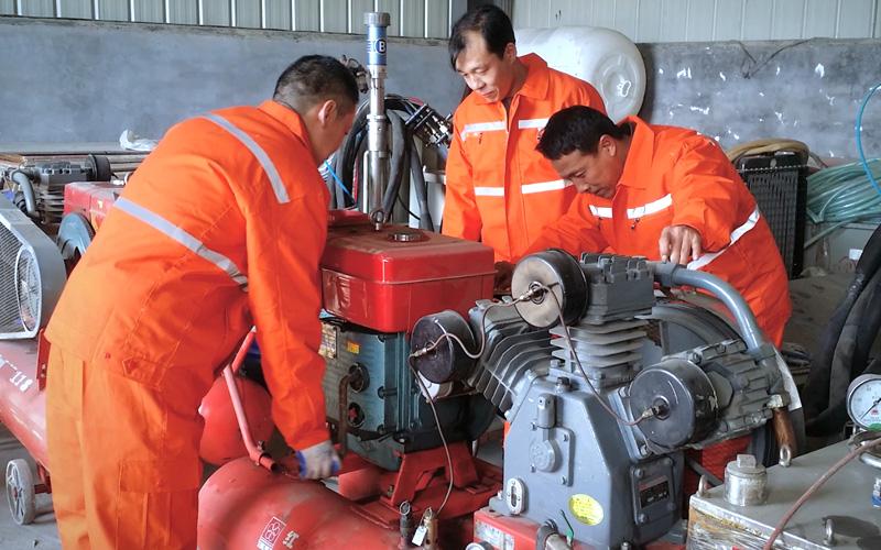 公司主要管理、研發人員由原河北省建筑科學研究院技術骨干組成