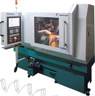 CNC鉆石鋸片修整放電機