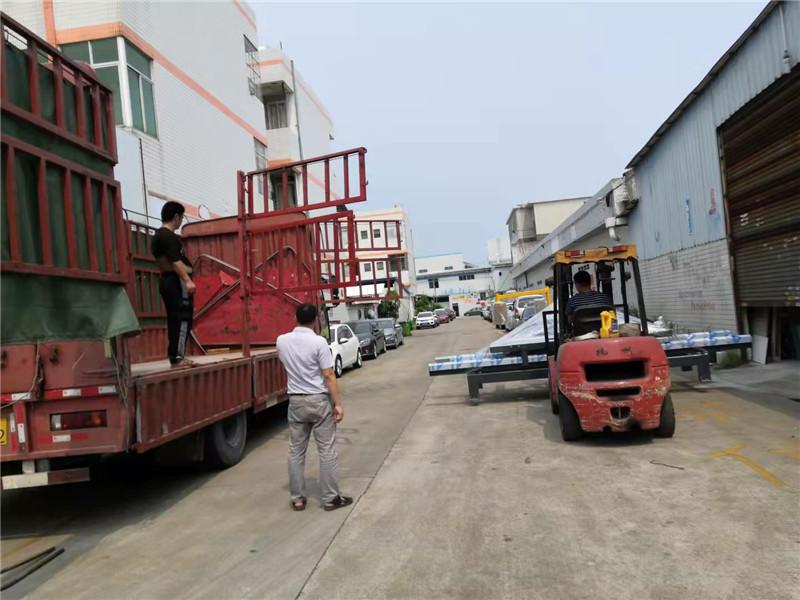 廣東汕頭!2700型數控手推機陶瓷大板,巖板加工