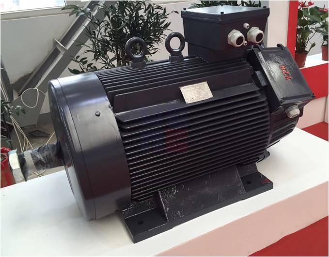 YZR系列起重及冶金用繞線轉子三相異步電動機(機座號112-560)