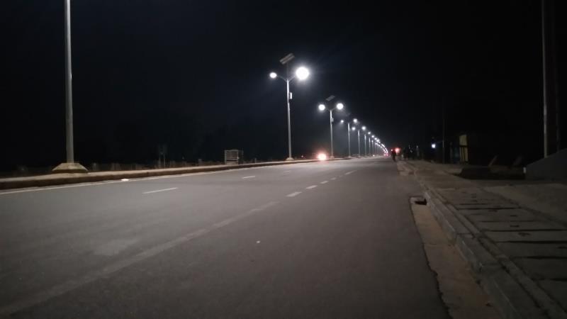 Benin Palacou municipal road Project