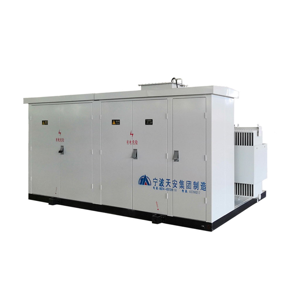 YBT13-40.5系列風電/光伏華式箱變