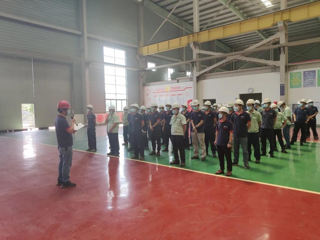 CPTEK興鍛——機械傷害事故典型案例解析及現場應急救援處置演練