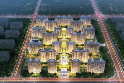 中江新城项目