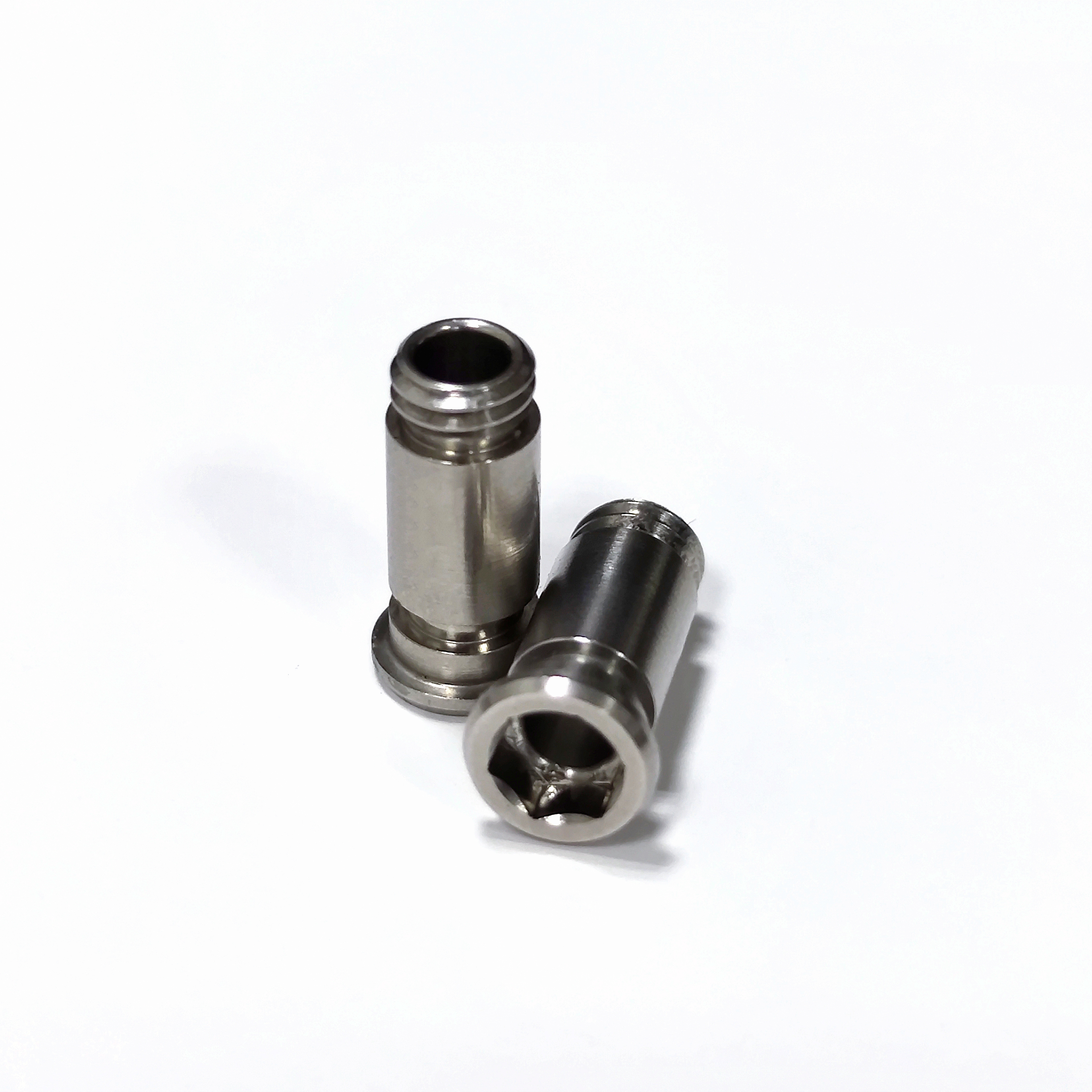 OEM factory Customized CNC Stainless Hardware Accessory cnc machining parts  For Auto switching connector