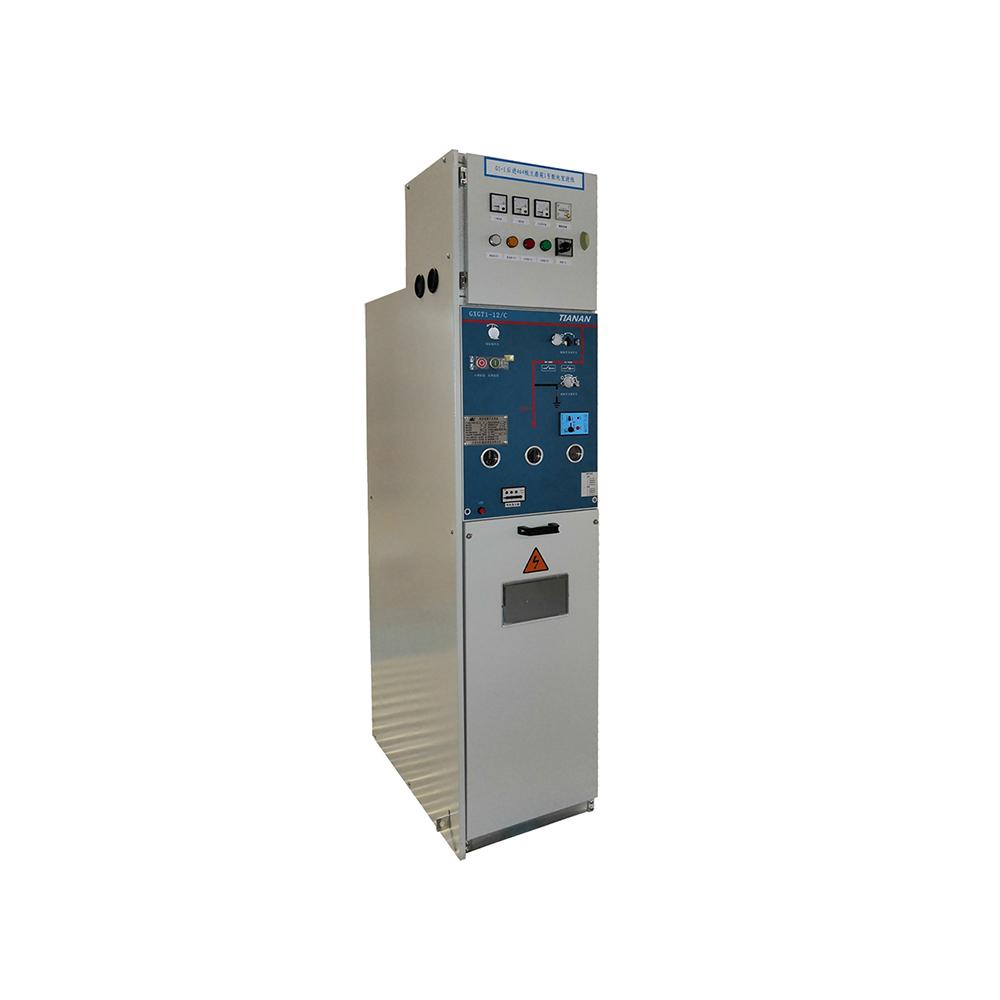GXGT1-12 固体绝缘金属封闭环网开关设备
